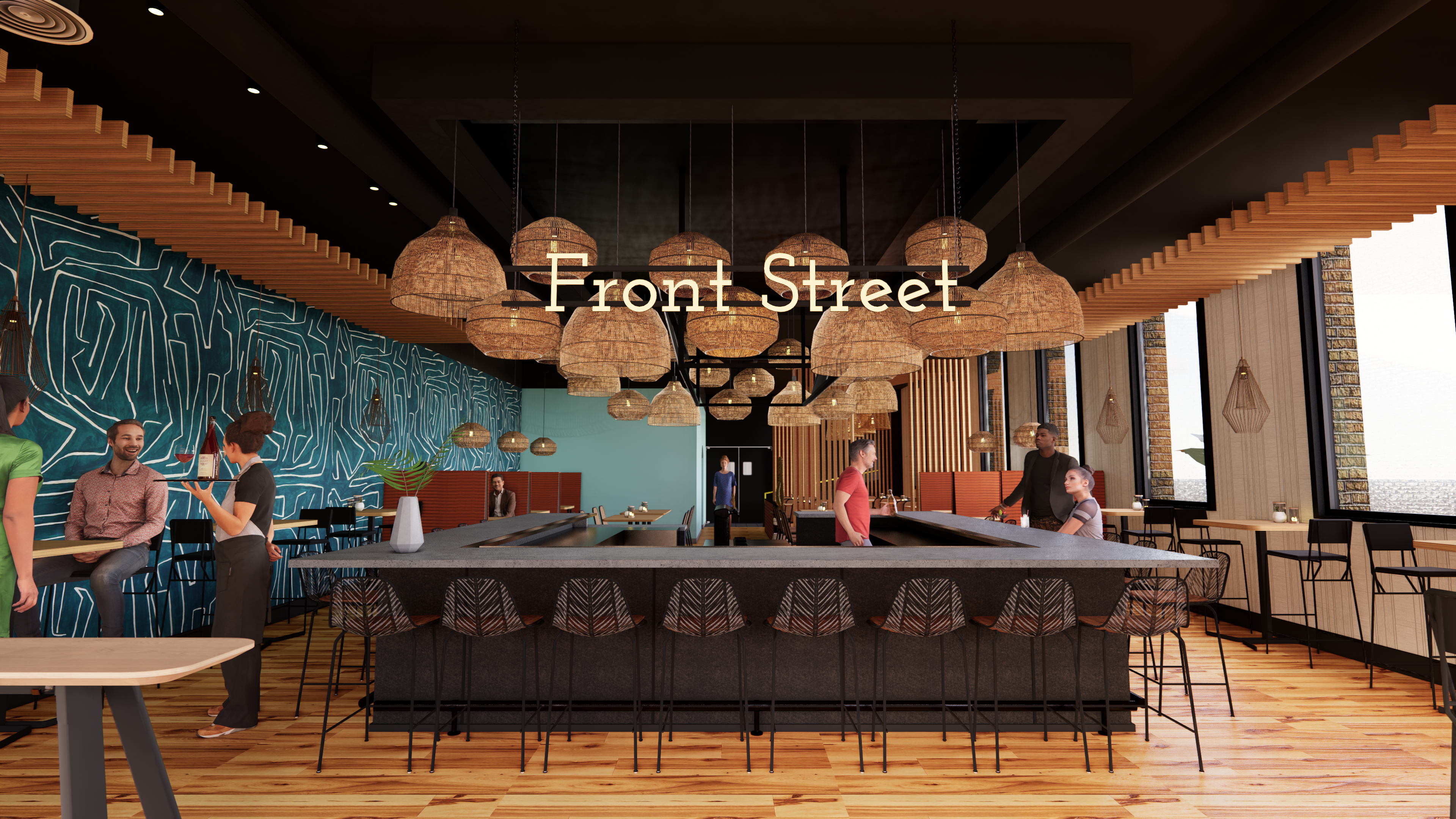 8 Front Street title
